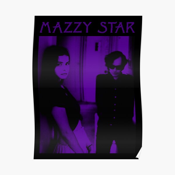 Mazzy is a star Poster
