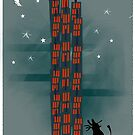 Urban Cat by elenor27