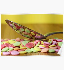 A spoon of sweets Poster