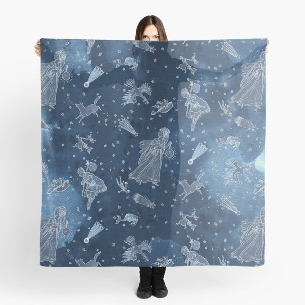All the stars in the sky Scarf