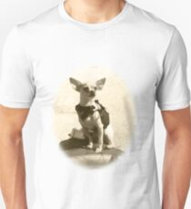 Chihuahua and the Kayak Adventure Unisex T-Shirt