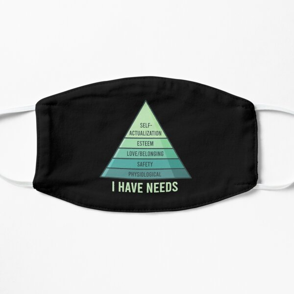 Hierarchy of needs Mask