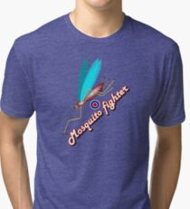 Mosquito fighter Tri-blend T-Shirt
