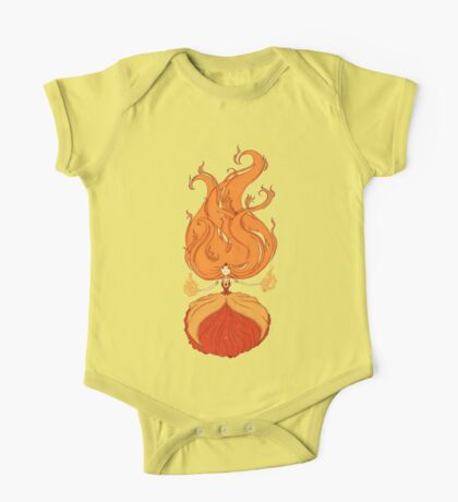 Princess of Flame Kids Clothes