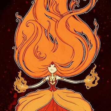 Princess of Flame by BIcicle