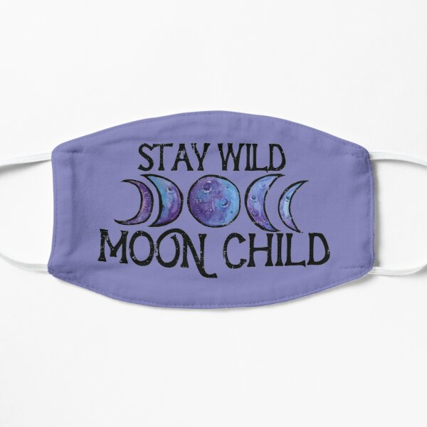 Stay Wild Moon Child Mask