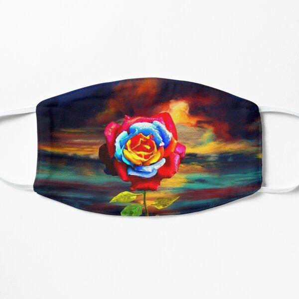 Armenian Flower Հայկական ծաղիկ Flat Mask