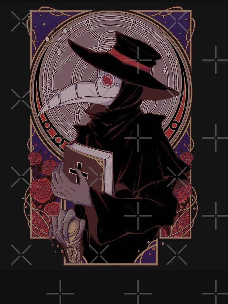 Dark Doctor by xMorfina
