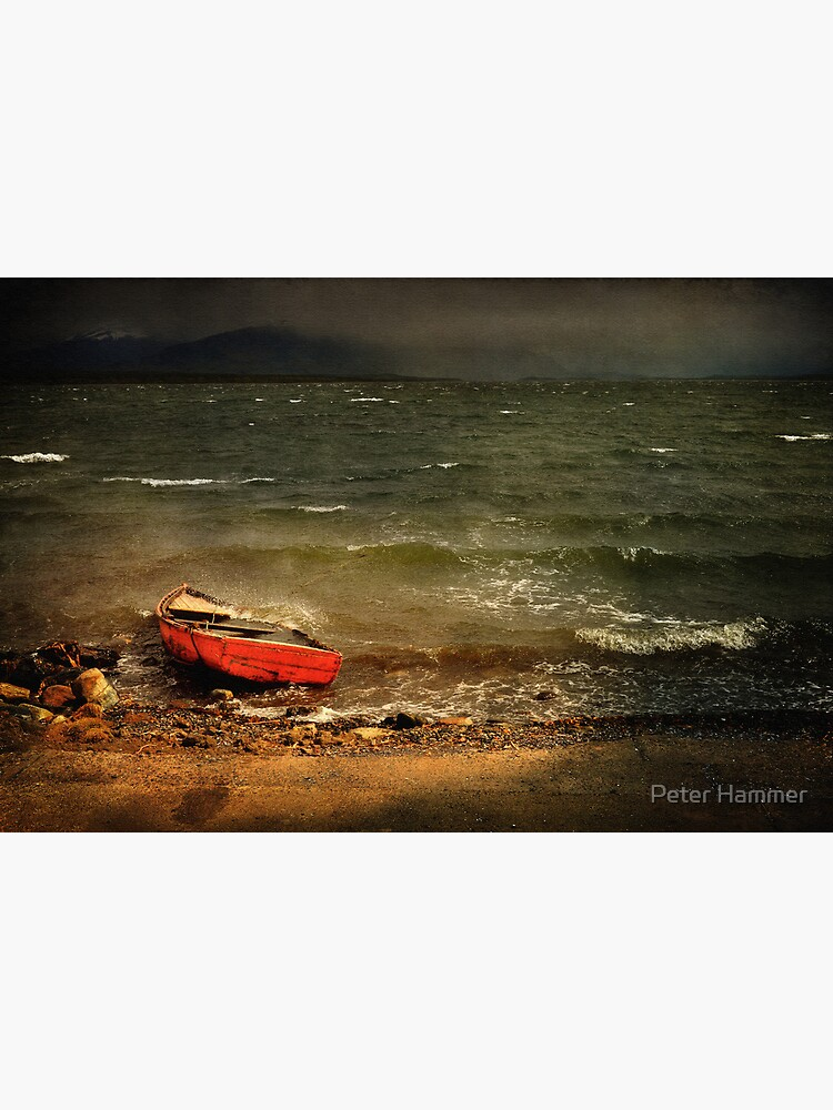 The Red Boat by PeterH