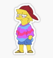 Cool Lisa Sticker