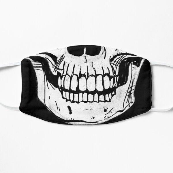 Skull mask Flat Mask