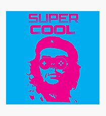 SUPER COOL Photographic Print