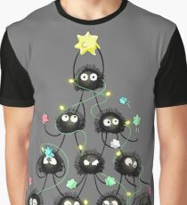 Merry Dusty Christmas! Graphic T-Shirt
