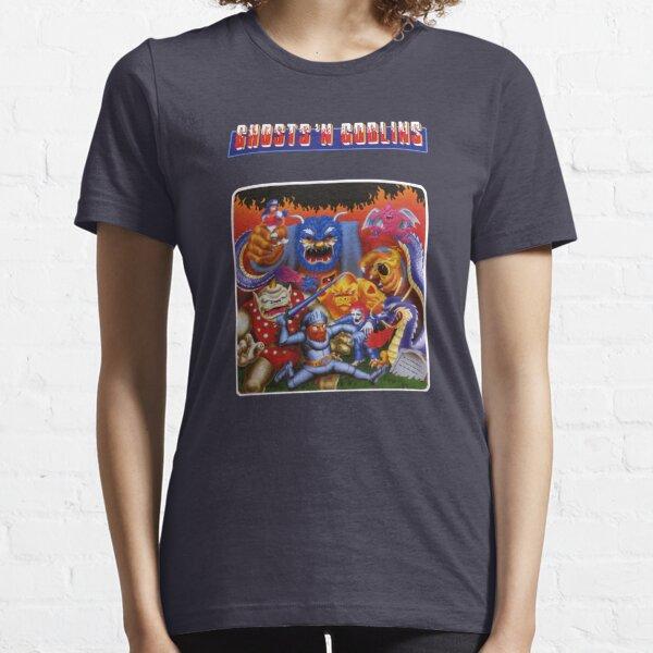 Ghosts 'n Goblins Essential T-Shirt