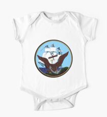Constitution, Eagle & Anchor Logo of the Navy Kids Clothes