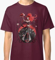 Queen of Hearts: Painting the Roses Red Classic T-Shirt