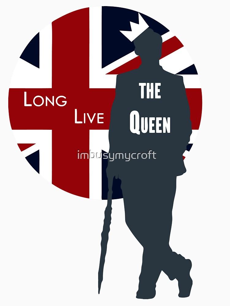 Long Live the Queen - Redux | Unisex T-Shirt