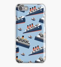 Ferry Boat Scrub Cap iPhone Case/Skin