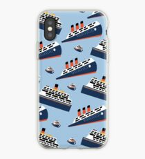 Ferry Boat Scrub Cap iPhone Case