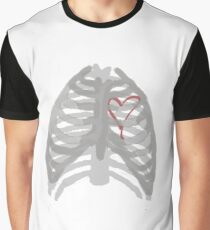Ribcage Graphic T-Shirt