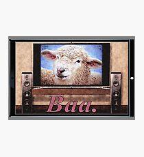 Electric Sheep Photographic Print