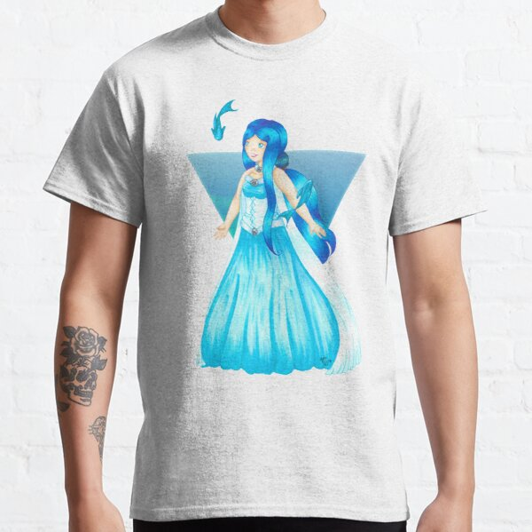 Element of Water - Pisces Classic T-Shirt