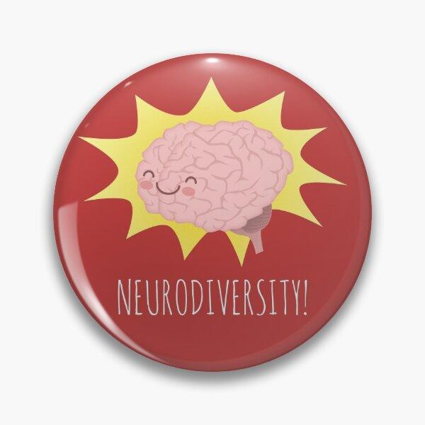 Neurodiversity! Pin