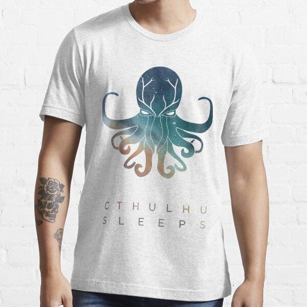 Deadmau5 Cthulhu Sleeps Essential T-Shirt