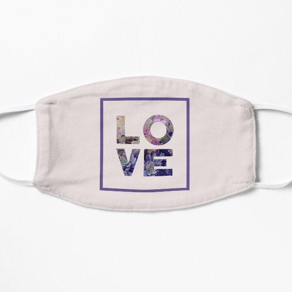 Succulent Uv LOVE #redbubble #love #ultraviolet Mask