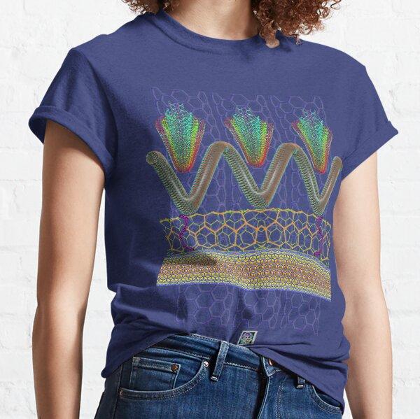 """Carbon Nanotubes""© Classic T-Shirt"