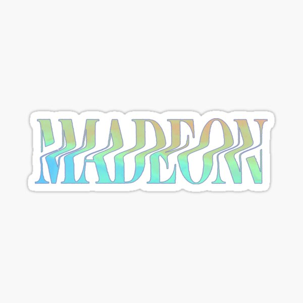 Madeon Good Faith Sticker