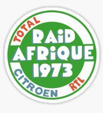 Raid Afrique Sticker