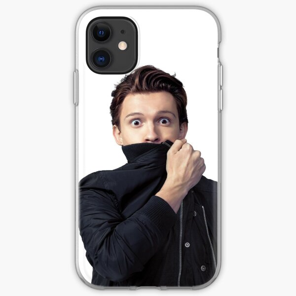 Tom Holland iPhone Soft Case