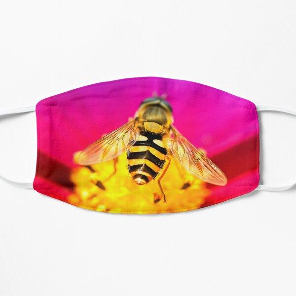 Flower feeding Hoverfly Flat Mask
