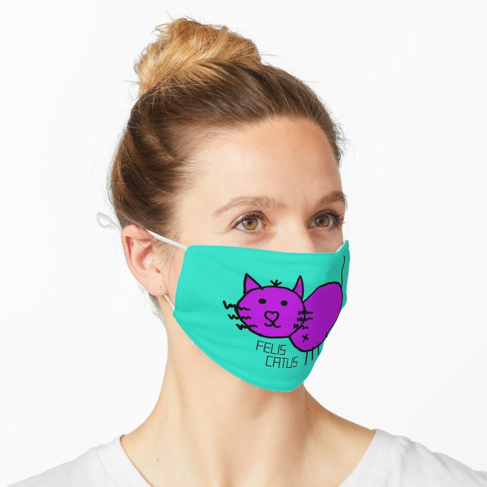 Scykosiz - FELIS CATUS MASK Mask