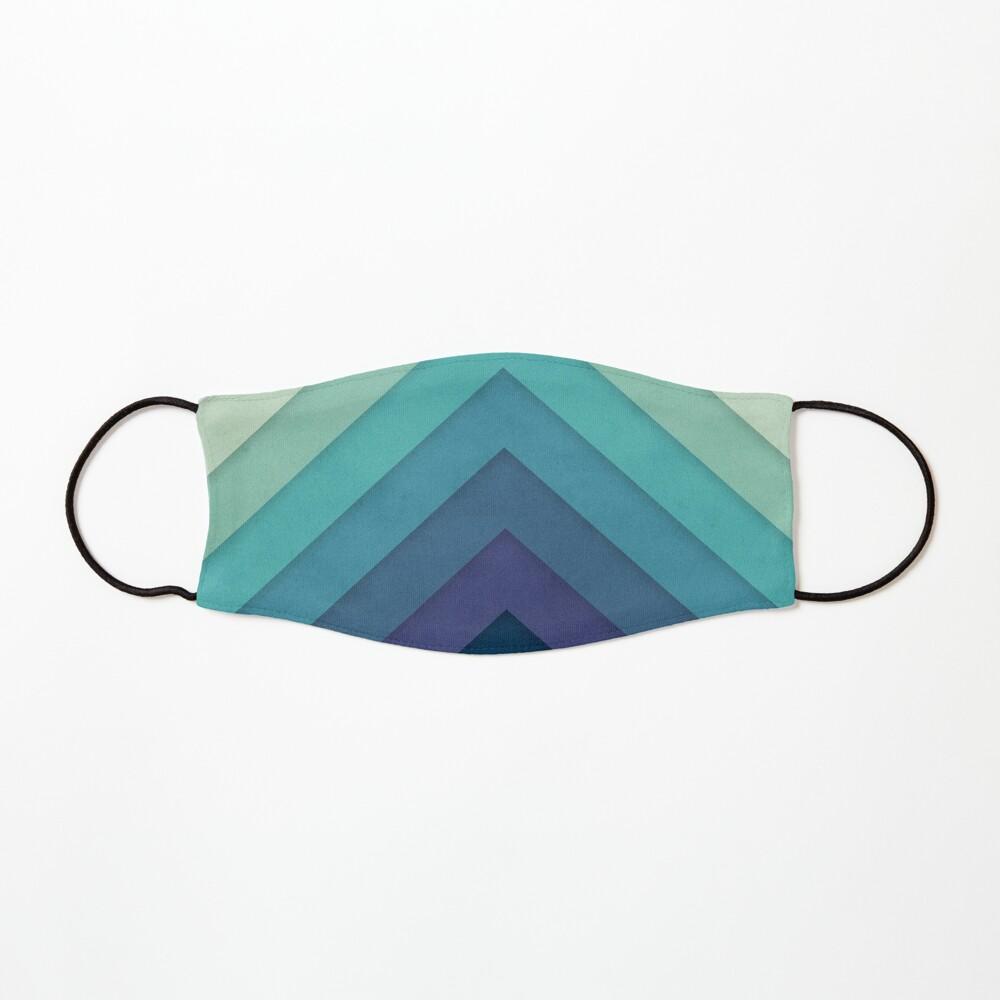 Retro Chevrons 001 Mask