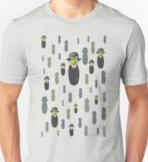 Magritte pattern Unisex T-Shirt