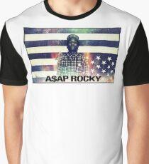 A$AP ROCKY MULTICOLOR Graphic T-Shirt