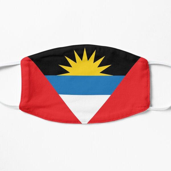 Antigua and Barbuda National Flag Flat Mask