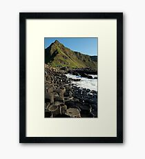 Giants Causeway Ireland Framed Print