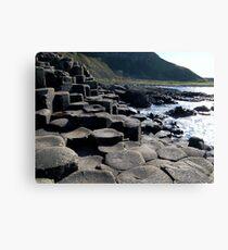 Giants Causeway Ireland Canvas Print