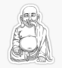 The Tokin' Buddha Sticker
