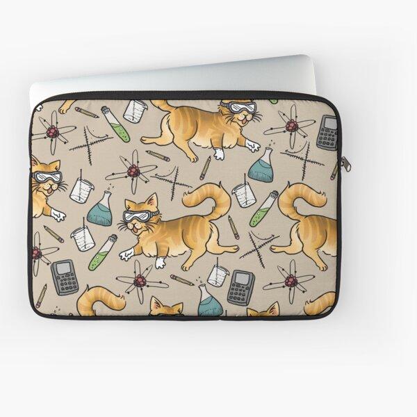 STEM Cats Laptop Sleeve