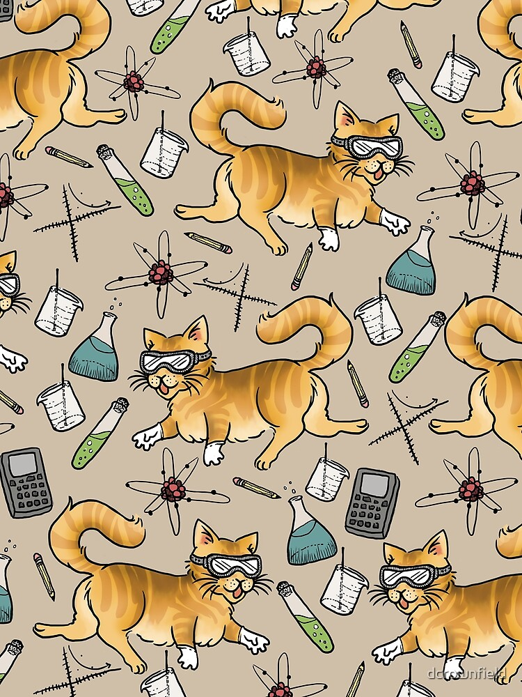 STEM Cats by dcrownfield