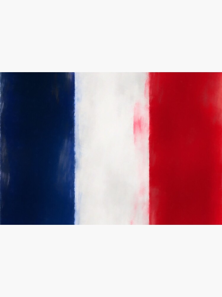 French Flag No. 1, Series 1 by 8th-and-f