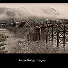 Kintai Bridge - Japan by Kim Andelkovic