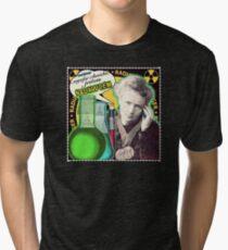 Popular Science: M. Curie (Polish) Tri-blend T-Shirt