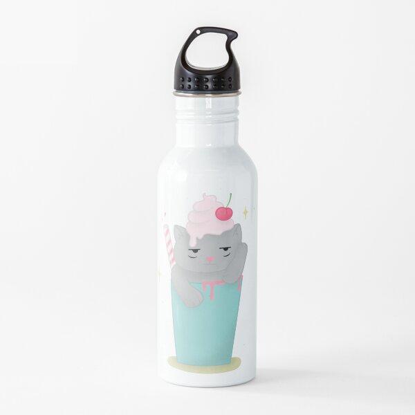 Meowchiato Water Bottle