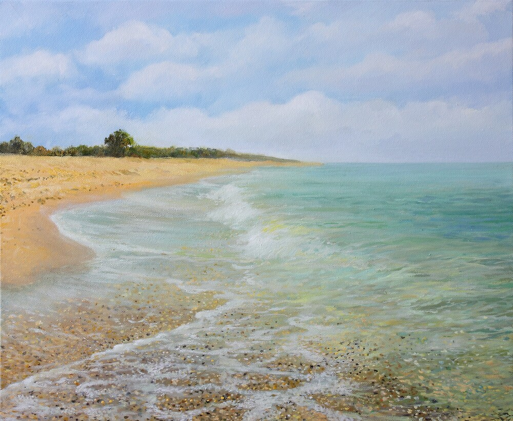 Beach Krapets by kirilart