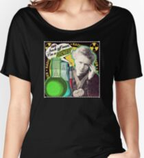 Popular Science: M. Curie (English) Women's Relaxed Fit T-Shirt